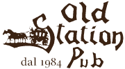 Old Station Pub Tarquinia Logo